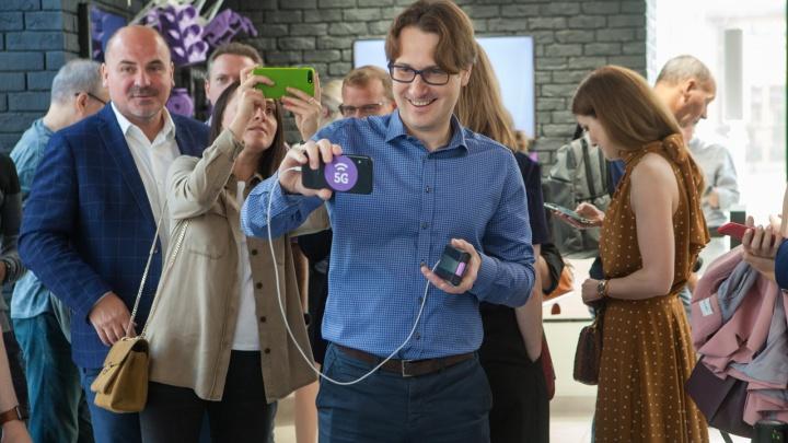 «Разница ощутима»: Tele2 первой предложила пользователям протестировать 5G