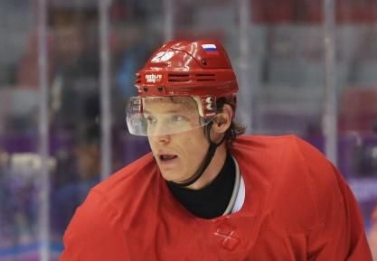 Красноярский хоккеист Сёмин «засветился» на шикарной свадьбе Александра Овечкина