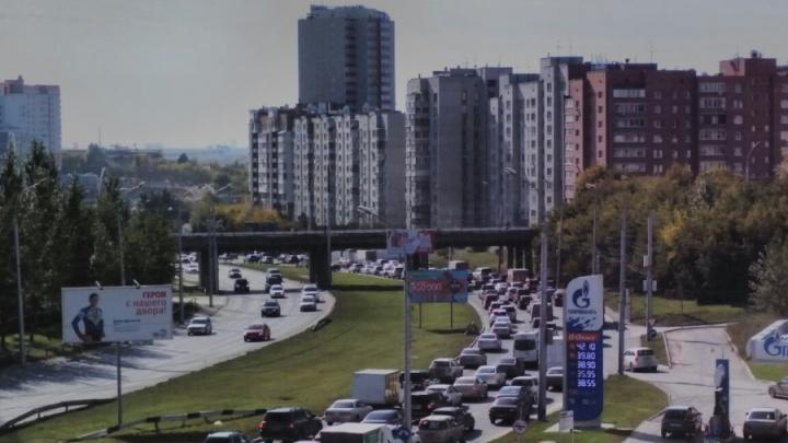Водителя приговорили к обязательным работам за стрельбу в пробке на Ипподромской