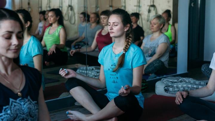 День святого Патрика, йога с закрытыми глазами, первый забег в Затюменском и ещё 20 идей на выходные