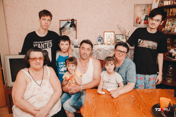Семье с пятью детьми не придется переезжать