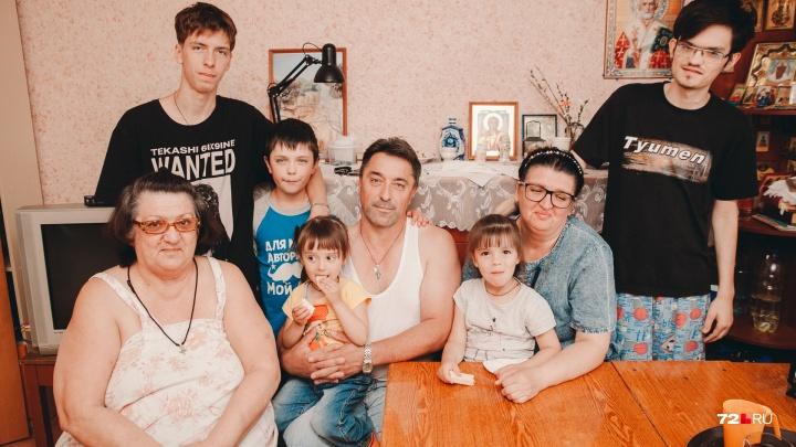 Дом многодетной семьи из Молодежного, арестованный за долги по ипотеке, сняли с торгов