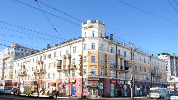 Стал известен полный список домов, которые отремонтируют к осеннему визиту Путина в Омск