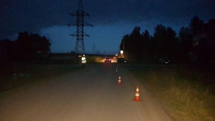 В Артемовском осудили водителя, который пьяным сбил человека и бросил его умирать на обочине