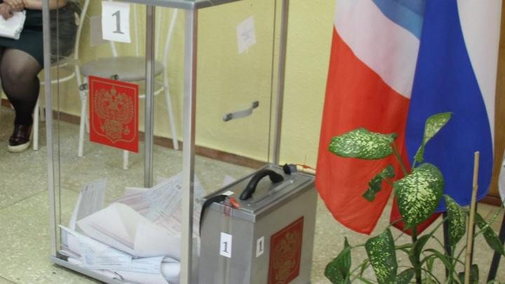 В избиркоме подвели итоги выборов депутатов омского горсовета