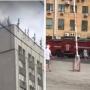 В Тюмени горел Арбитражный суд