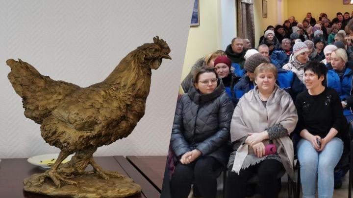 Как Среднеуральская птицефабрика чудом спаслась от закрытия: главные факты