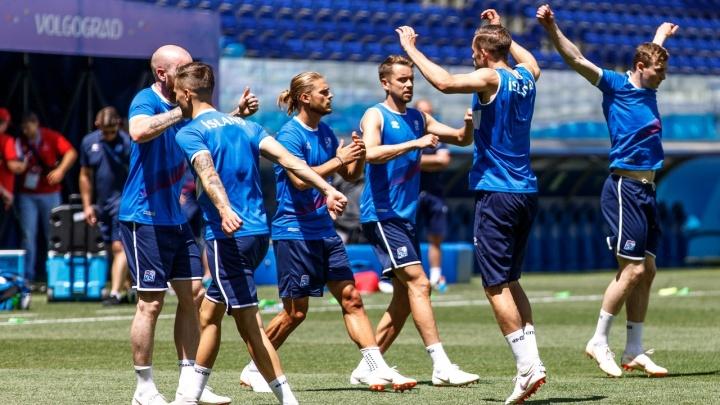 Капитан сборной Исландии Арон Гюннарссон: «Очень надеемся на поддержку ростовчан»