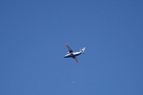 Самолет пропал днем 26 октября