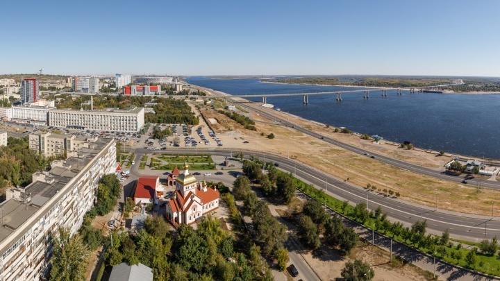 «Осенняя распутица»: Волгоградской области обещают дожди с грозами, сильный ветер и +25 ºС