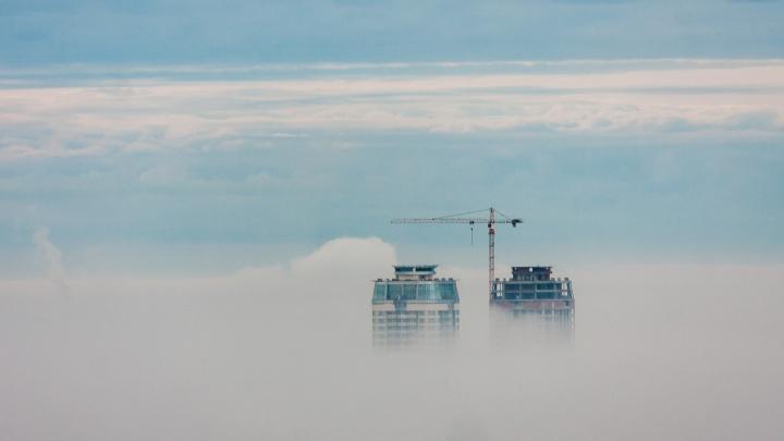 """Екатеринбург взял новую высоту: """"Атомстройкомплекс"""" ввёл в эксплуатацию 37-этажный жилой небоскрёб"""