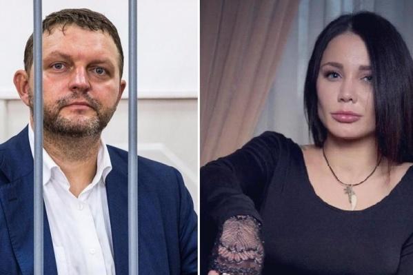 Никита и Екатерина Белых поженились в 2017 году