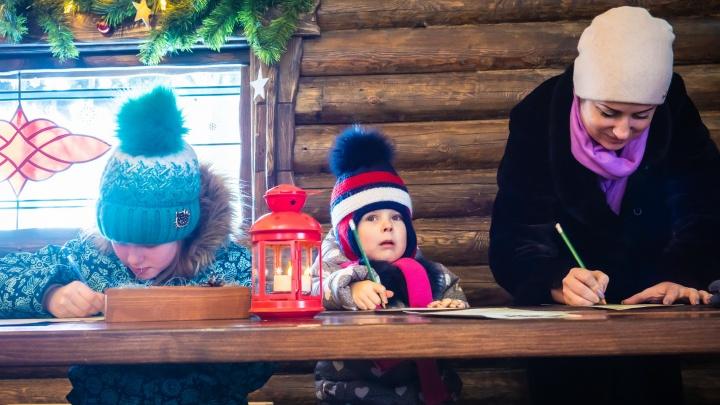 Новую машину и «чтобы баба не болела»: почта Деда Мороза рассказала, что пожелали красноярцы