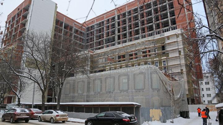 Ради нового корпуса Верховного суда: в центре Уфы снесут Полежаевский пансион