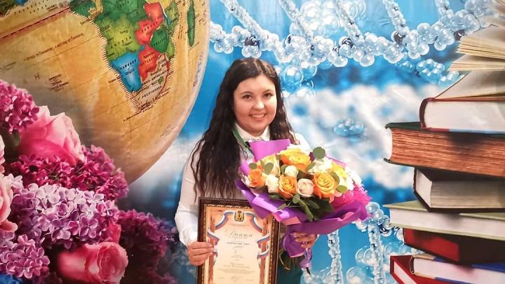 «Стимул для роста»: педагог из архангельской гимназии № 25 стала «Учителем года» в Поморье