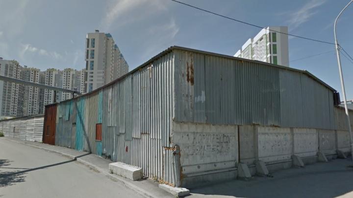 В Екатеринбурге участок промышленной земли продают под строительство пяти домов до 25 этажей