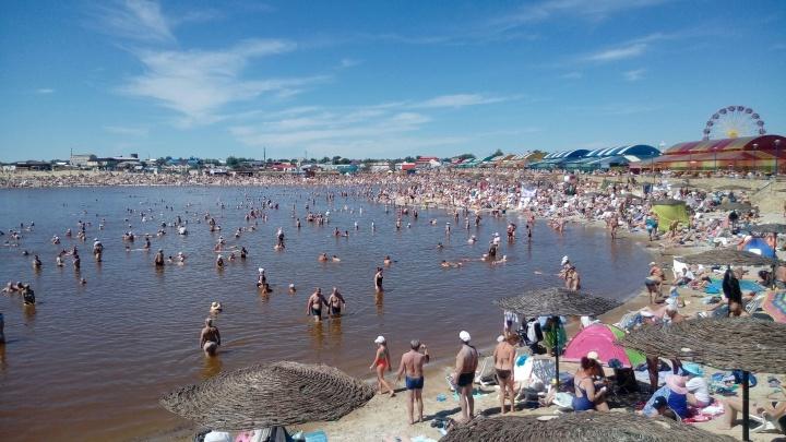 Курорт со вкусом соли: как уфимцу отдохнуть в Соль-Илецке за 6 тысяч рублей