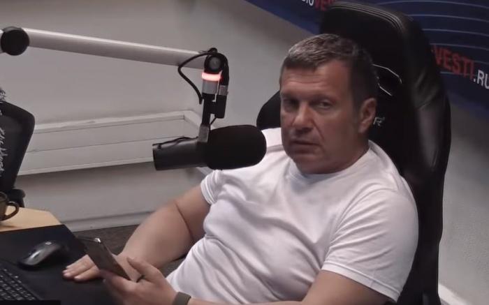 Несколько эфиров подряд Соловьев говорит про бесов из Екатеринбурга