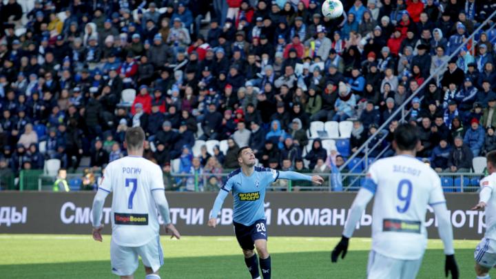 Устроили потасовку: «Крылья Советов» обыграли «Оренбург»