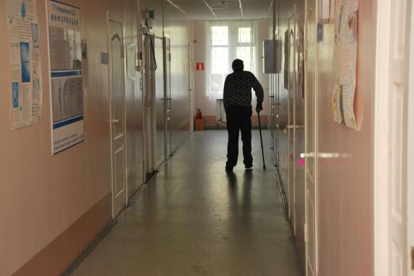 Никто из пациентов и сотрудников больницы не пострадал