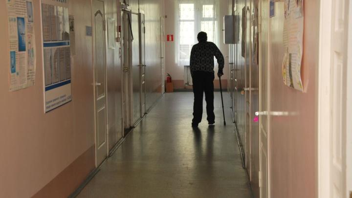 Поджег и сбежал: пациент больницы в Лешуконском устроил ночной пожар