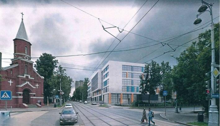 В Перми разработают проект строительства общежития авиатехникума на 600 мест