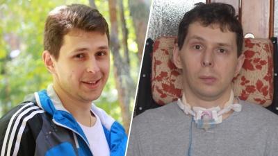 «Смиритесь и живите»: история семьи, которая бьётся за сына — он в 26 лет перенес инсульт