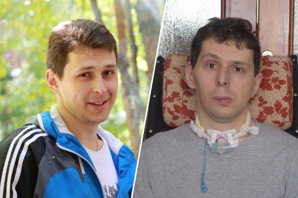 Семья Дмитрия Марущака верит, что он сможет ещё быть самостоятельным
