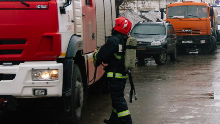 В Самаре из кожно-венерологического диспансера эвакуировали 25 человек