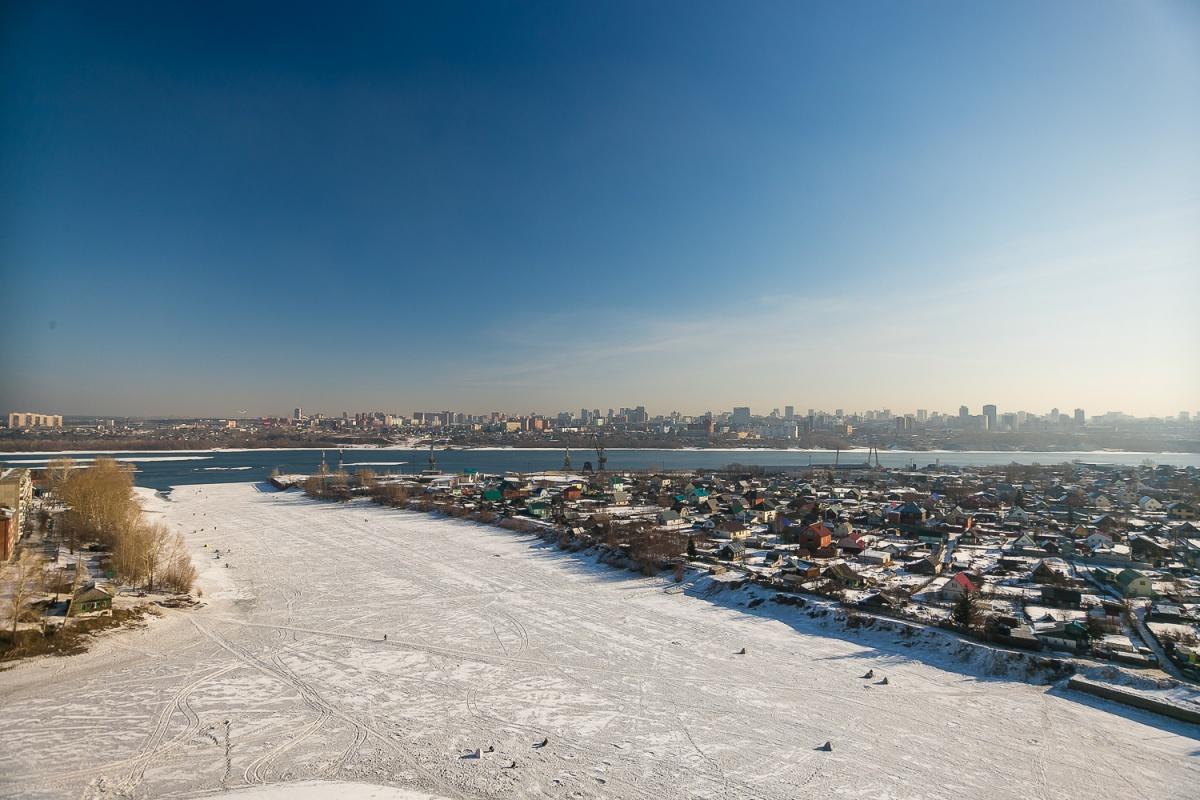 ЖК «Аквамарин»: город у реки