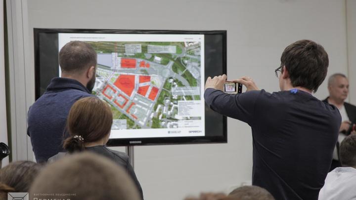 В Перми стартовала выставка «Строительство и архитектура»