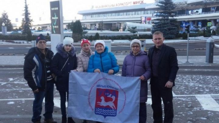 70-летняя пенсионерка из Башкирии принесла России девять медалей на Кубке мира по зимнему плаванию