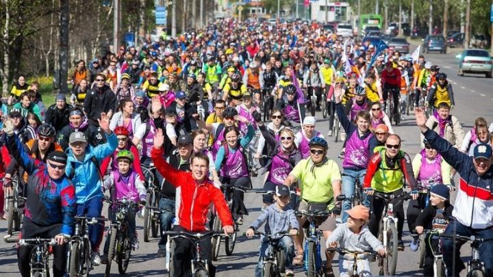 Из-за велопробега в Перми закроют улицы и изменят маршруты автобусов