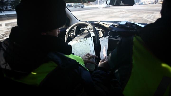 В Нефтяниках автомобиль превратился в груду металла после столкновения с «Рено»