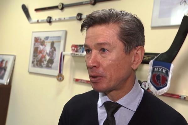 Вячеслав Быков тренировал ЦСКА на протяжении пяти лет
