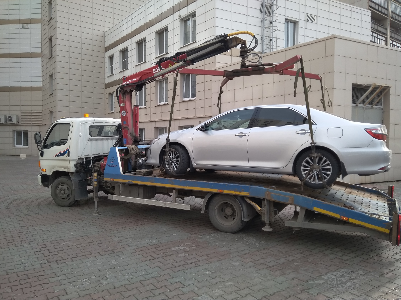 За эту Toyota Camry можно выручить минимум 1,2 миллиона рублей