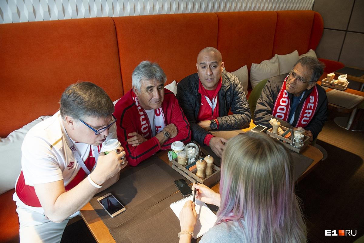 Для перуанцев очень важен этот чемпионат
