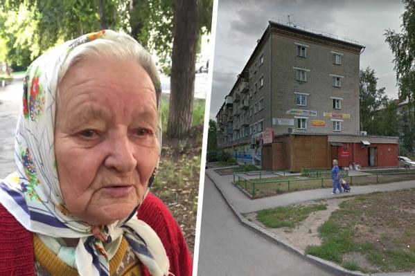 89-летняя Баба Шура пожаловалась губернатору на шумную пивнушку, из-за которой она не может спать