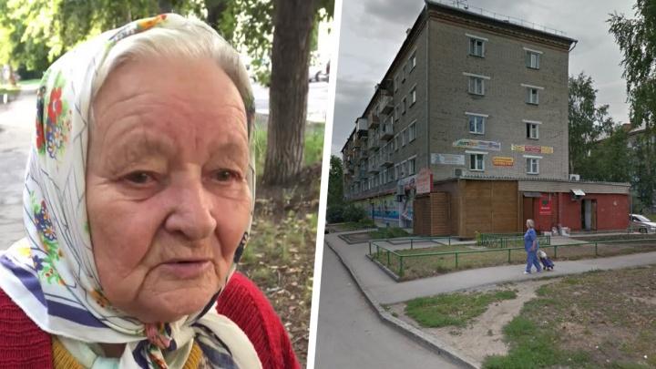 «От безысходности»: 89-летняя сибирячка Баба Шура пожаловалась губернатору на бар под окнами