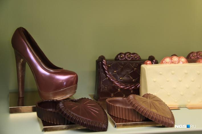 Одними только шоколадными фигурами местных потребителей уже не удивить