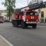 «Началась химическая реакция»: в Перми задымилось здание за политехом