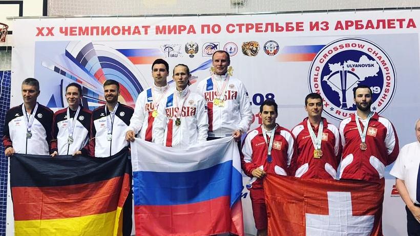 Получили четыре медали: стрелки из Архангельской области одержали победу в России и Татарстане