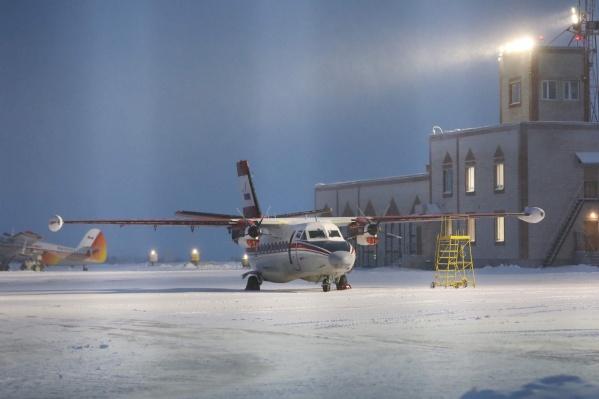Тяжелобольных эвакуировали самолётом L-410<br>