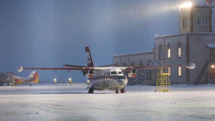 Из Нарьян-Мара в Архангельск доставили двух пострадавших в катастрофе Ми-26