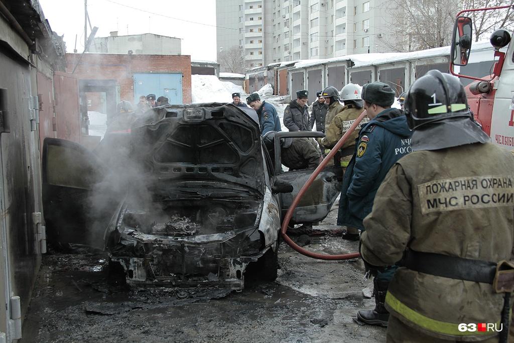 Зимой увеличивается риск «электрических» пожаров из-за более активного пользования автозапуском и другим электрооборудованием