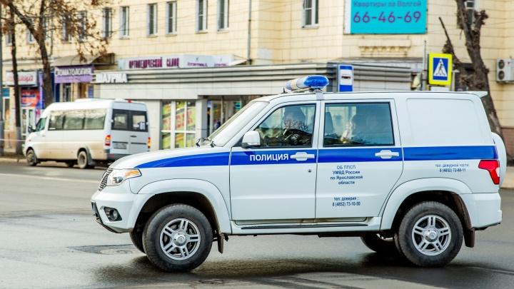 Ярославца избили и ограбили в туалете торгового центра