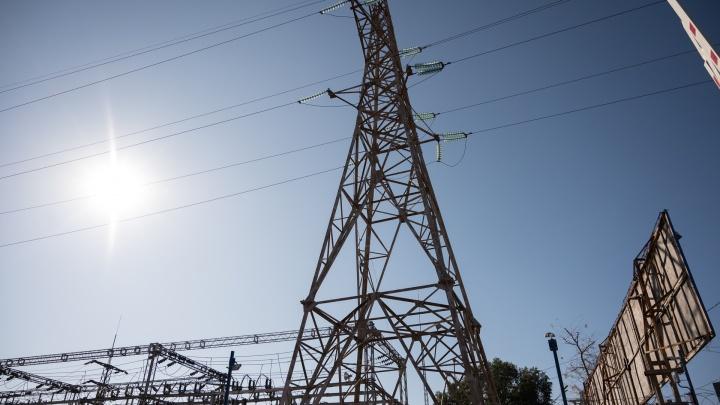Ростовчан ждут массовые отключения света на следующей неделе