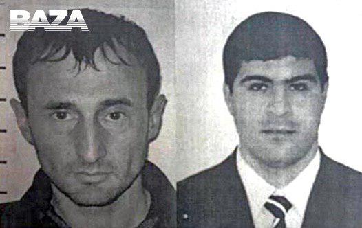 Издание опубликовало ориентировки наРамзана и Малхази Дакишвили