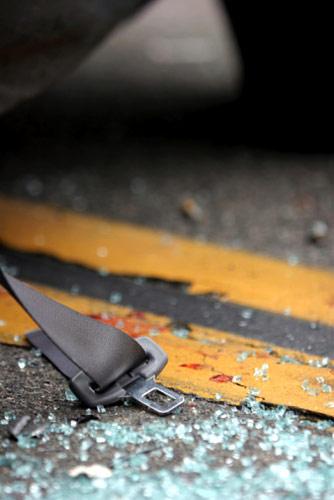 «Тойота» влетела в ехавший впереди кроссовер: погибла 4-летняя девочка