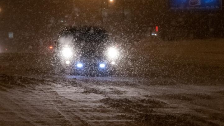 Водитель «Тойоты» погиб при лобовом столкновении на Гусинобродском тракте